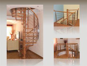 Izrada spiralnih stepenica