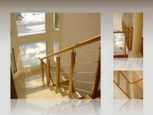 Oblaganje stepenica i izrada stepenišnih ograda 6