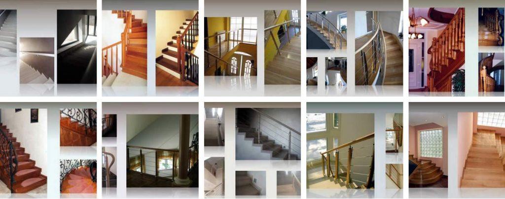 Oblaganje stepeništa i izrada stepenišnih ograda