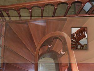 Samonosive stepenice 8