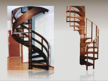Spiralne stepenice 8