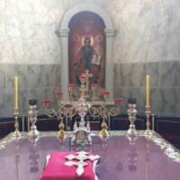 RestauraEnterijer za sakramentne objekte - portfolio - Enterijer Sremska Kamenicaija srkve Svete Bogorodice u Sremskoj kamenici