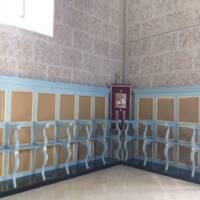 Enterijer za sakramentne objekte - portfolio - Enterijer Sremska Kamenica