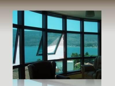 Windows and balcony doors