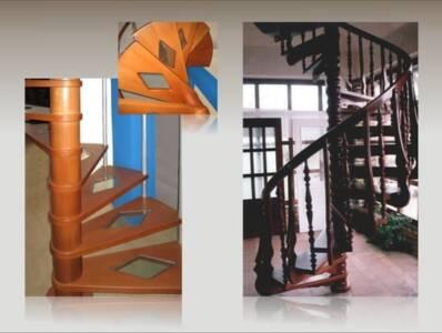 Spiralne stepenice 10