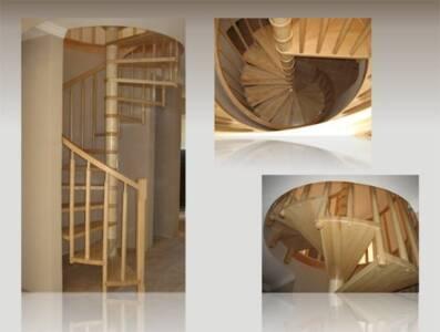 Spiralne stepenice 3