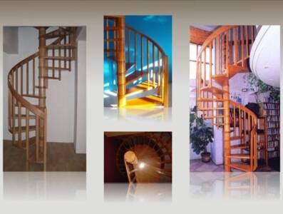 Spiralne stepenice 4
