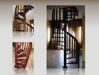 Spiralne stepenice 5