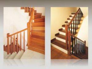 Oblaganje stepenica - Enterijer Sremska Kamenica